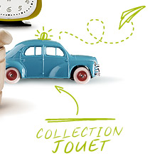 Collection Jouets